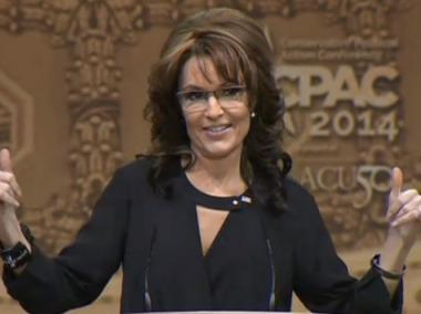 Palin CPAC