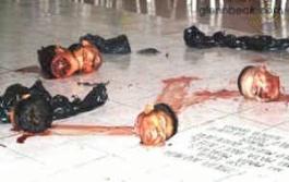 Muslim Beheading